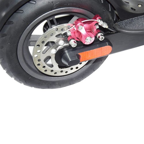 Skotero Tetrod Black Rear Wheel electric scooter